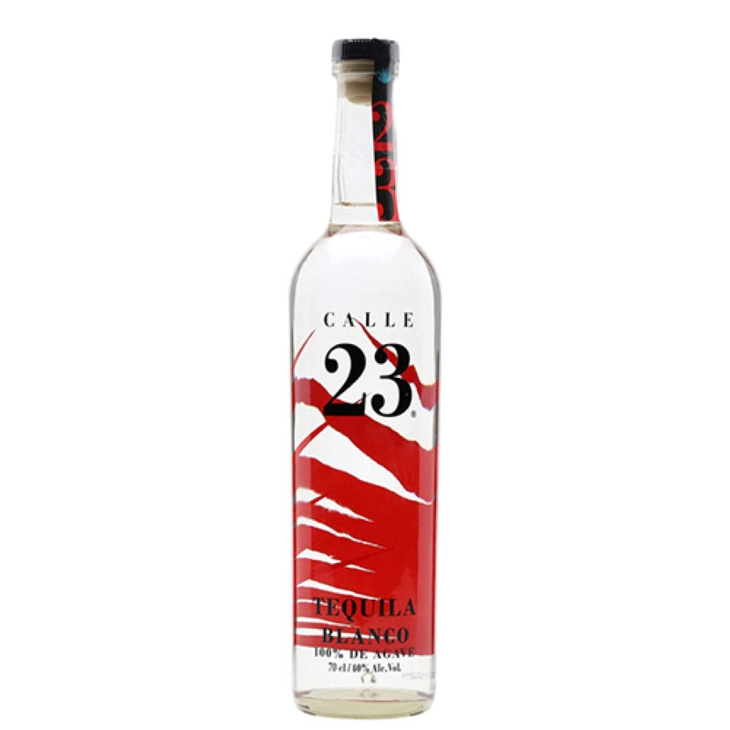 Tequila Blanco - Calle 23
